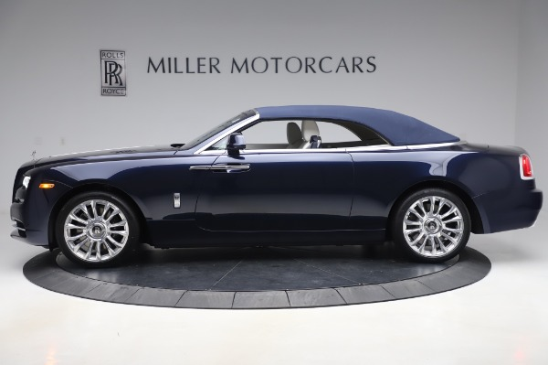 Used 2020 Rolls-Royce Dawn for sale Sold at Bugatti of Greenwich in Greenwich CT 06830 11