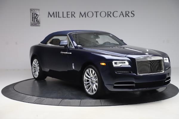 Used 2020 Rolls-Royce Dawn for sale Sold at Bugatti of Greenwich in Greenwich CT 06830 16