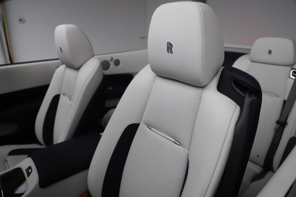 New 2020 Rolls-Royce Dawn for sale $384,875 at Bugatti of Greenwich in Greenwich CT 06830 17