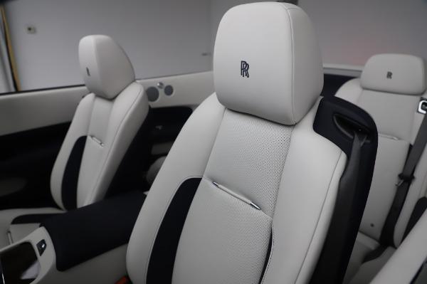 Used 2020 Rolls-Royce Dawn for sale Sold at Bugatti of Greenwich in Greenwich CT 06830 17