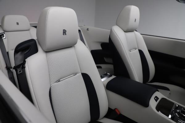 Used 2020 Rolls-Royce Dawn for sale Sold at Bugatti of Greenwich in Greenwich CT 06830 18