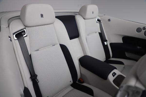 Used 2020 Rolls-Royce Dawn for sale Sold at Bugatti of Greenwich in Greenwich CT 06830 21