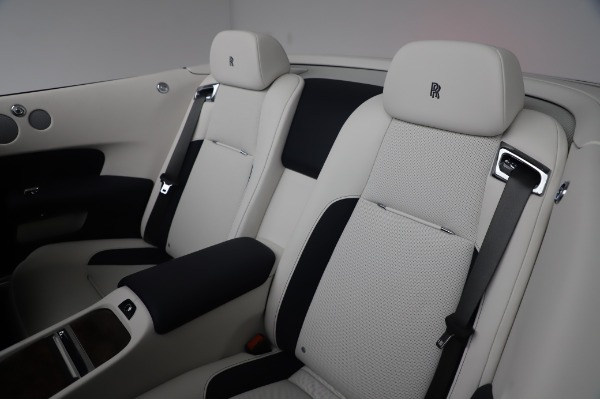 Used 2020 Rolls-Royce Dawn for sale Sold at Bugatti of Greenwich in Greenwich CT 06830 22