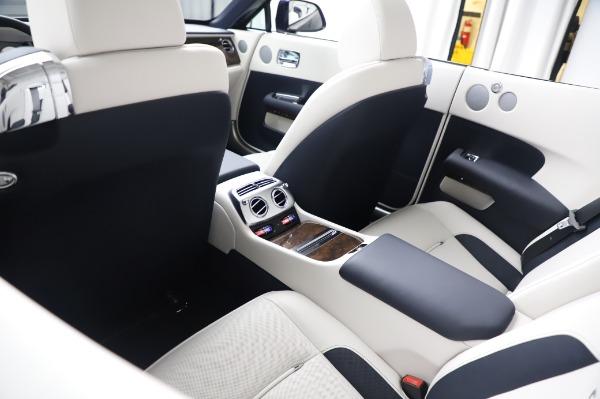 Used 2020 Rolls-Royce Dawn for sale Sold at Bugatti of Greenwich in Greenwich CT 06830 23