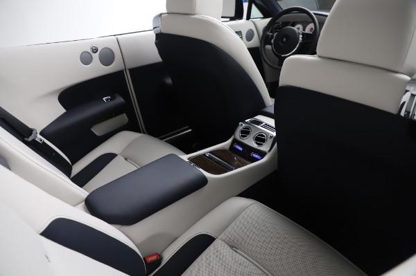 Used 2020 Rolls-Royce Dawn for sale Sold at Bugatti of Greenwich in Greenwich CT 06830 24