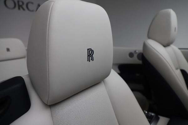 Used 2020 Rolls-Royce Dawn for sale Sold at Bugatti of Greenwich in Greenwich CT 06830 27