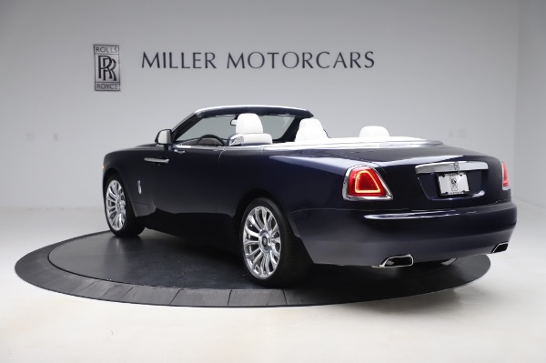 New 2020 Rolls-Royce Dawn for sale $384,875 at Bugatti of Greenwich in Greenwich CT 06830 4