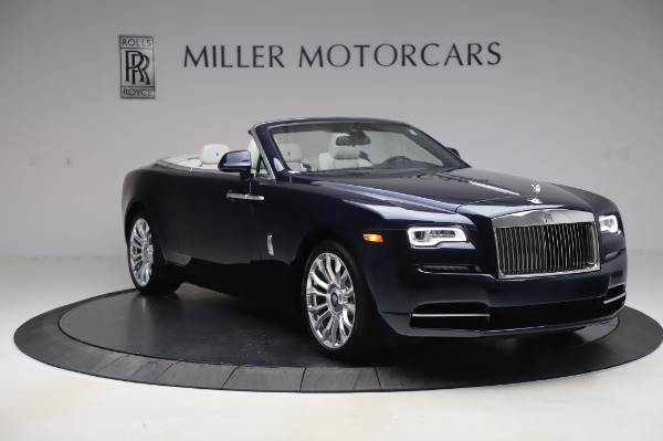 New 2020 Rolls-Royce Dawn for sale $384,875 at Bugatti of Greenwich in Greenwich CT 06830 8