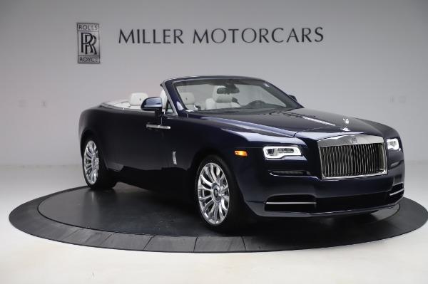 Used 2020 Rolls-Royce Dawn for sale Sold at Bugatti of Greenwich in Greenwich CT 06830 8
