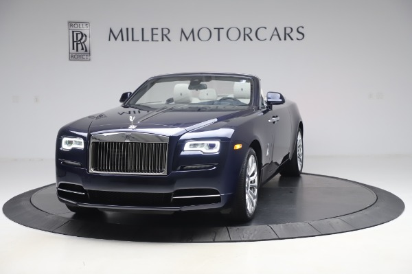 New 2020 Rolls-Royce Dawn for sale $384,875 at Bugatti of Greenwich in Greenwich CT 06830 1