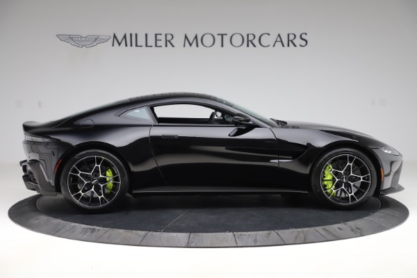 New 2020 Aston Martin Vantage AMR Coupe for sale $191,931 at Bugatti of Greenwich in Greenwich CT 06830 10