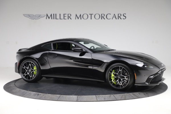 New 2020 Aston Martin Vantage AMR Coupe for sale $191,931 at Bugatti of Greenwich in Greenwich CT 06830 11