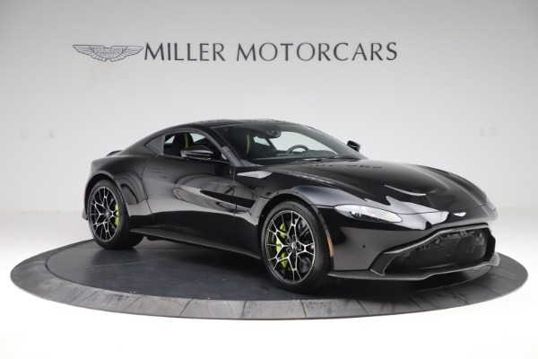 New 2020 Aston Martin Vantage AMR Coupe for sale $191,931 at Bugatti of Greenwich in Greenwich CT 06830 12