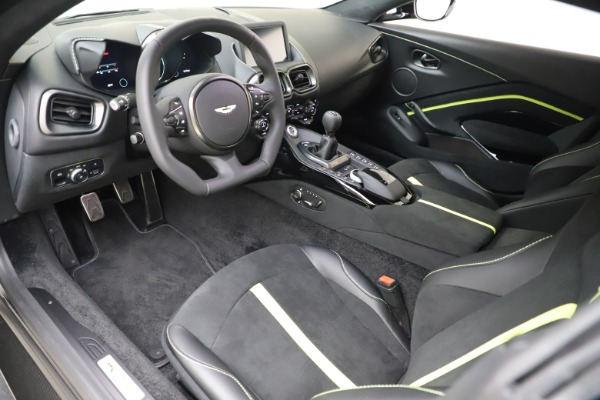 New 2020 Aston Martin Vantage AMR Coupe for sale $191,931 at Bugatti of Greenwich in Greenwich CT 06830 13