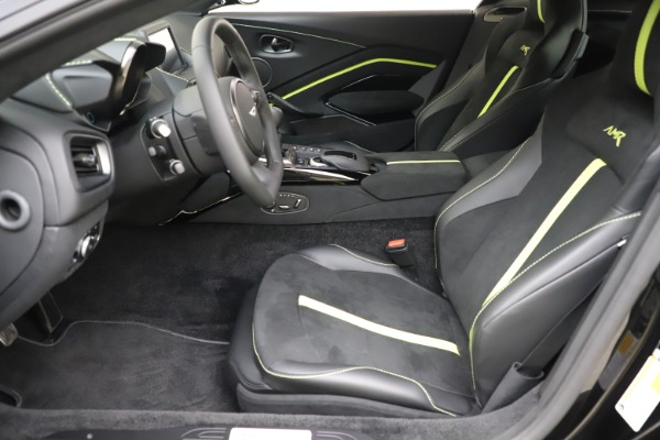 New 2020 Aston Martin Vantage AMR Coupe for sale $191,931 at Bugatti of Greenwich in Greenwich CT 06830 14