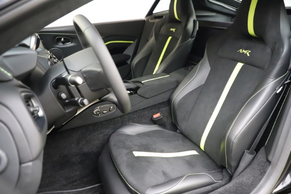 New 2020 Aston Martin Vantage AMR Coupe for sale $191,931 at Bugatti of Greenwich in Greenwich CT 06830 15