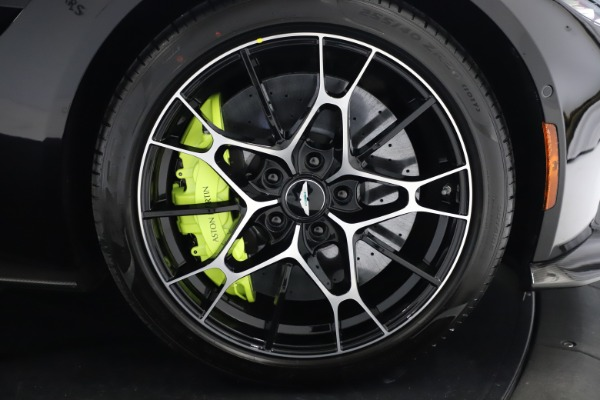 New 2020 Aston Martin Vantage AMR Coupe for sale $191,931 at Bugatti of Greenwich in Greenwich CT 06830 24