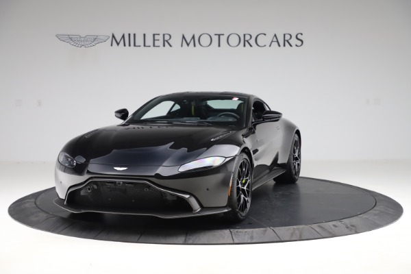 New 2020 Aston Martin Vantage AMR Coupe for sale $191,931 at Bugatti of Greenwich in Greenwich CT 06830 3