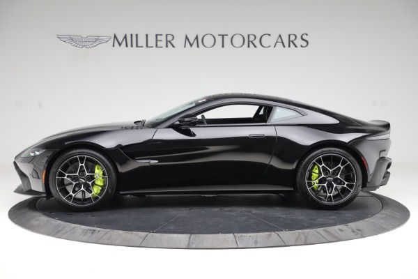 New 2020 Aston Martin Vantage AMR Coupe for sale $191,931 at Bugatti of Greenwich in Greenwich CT 06830 4