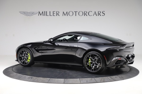 New 2020 Aston Martin Vantage AMR Coupe for sale $191,931 at Bugatti of Greenwich in Greenwich CT 06830 5