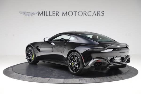 New 2020 Aston Martin Vantage AMR Coupe for sale $191,931 at Bugatti of Greenwich in Greenwich CT 06830 6