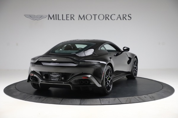 New 2020 Aston Martin Vantage AMR Coupe for sale $191,931 at Bugatti of Greenwich in Greenwich CT 06830 8
