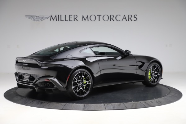 New 2020 Aston Martin Vantage AMR Coupe for sale $191,931 at Bugatti of Greenwich in Greenwich CT 06830 9