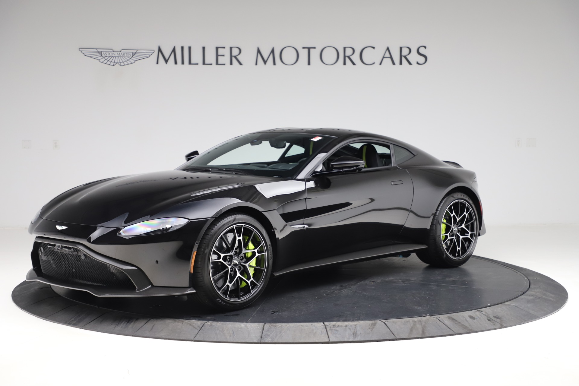New 2020 Aston Martin Vantage AMR Coupe for sale $191,931 at Bugatti of Greenwich in Greenwich CT 06830 1
