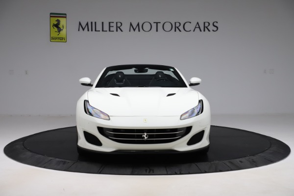 Used 2019 Ferrari Portofino for sale Sold at Bugatti of Greenwich in Greenwich CT 06830 12