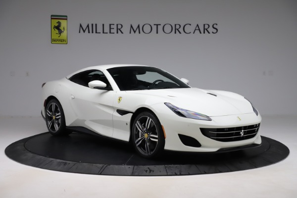 Used 2019 Ferrari Portofino for sale Sold at Bugatti of Greenwich in Greenwich CT 06830 18