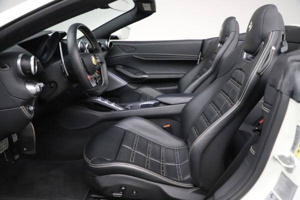 Used 2019 Ferrari Portofino for sale Sold at Bugatti of Greenwich in Greenwich CT 06830 20