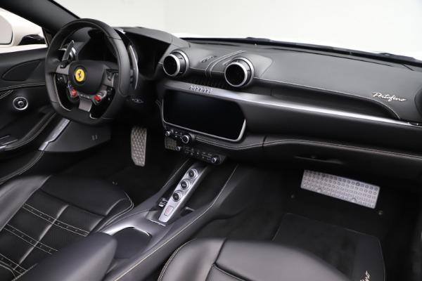 Used 2019 Ferrari Portofino for sale Sold at Bugatti of Greenwich in Greenwich CT 06830 23