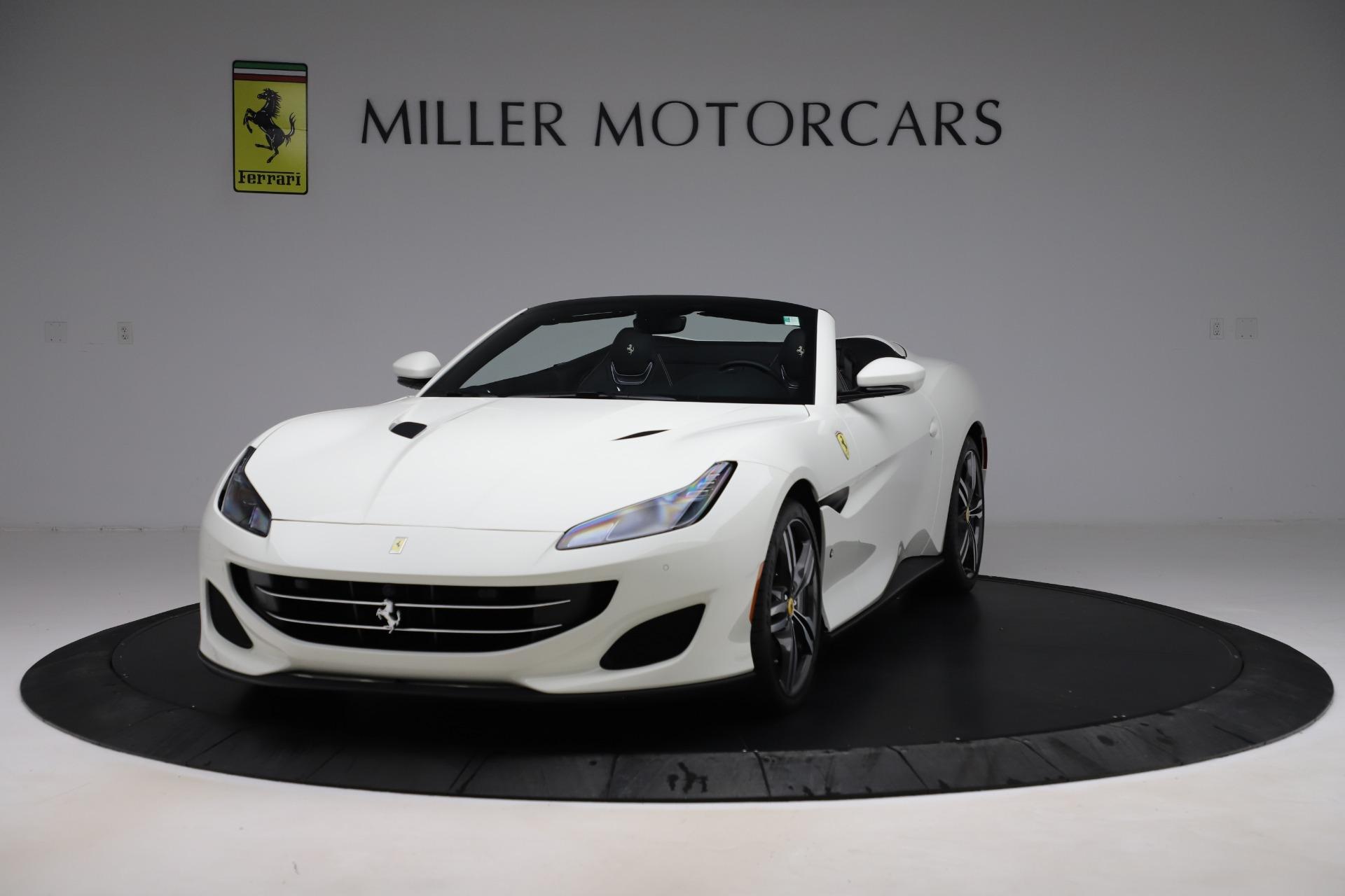 Used 2019 Ferrari Portofino for sale Sold at Bugatti of Greenwich in Greenwich CT 06830 1