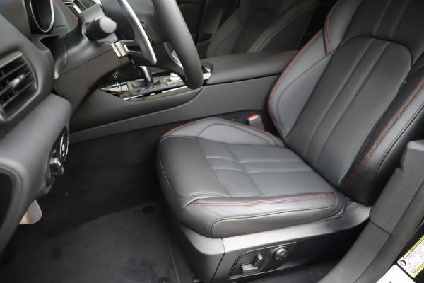 New 2020 Maserati Levante Q4 GranSport for sale Sold at Bugatti of Greenwich in Greenwich CT 06830 15
