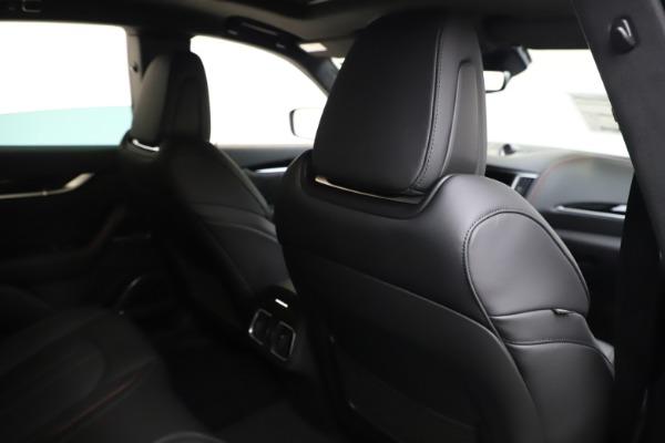 New 2020 Maserati Levante Q4 GranSport for sale Sold at Bugatti of Greenwich in Greenwich CT 06830 28