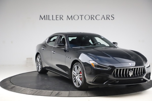 New 2020 Maserati Ghibli S Q4 GranSport for sale $70,331 at Bugatti of Greenwich in Greenwich CT 06830 11