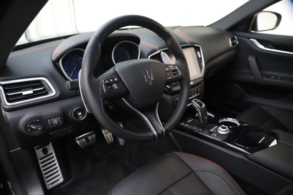 New 2020 Maserati Ghibli S Q4 GranSport for sale $70,331 at Bugatti of Greenwich in Greenwich CT 06830 13