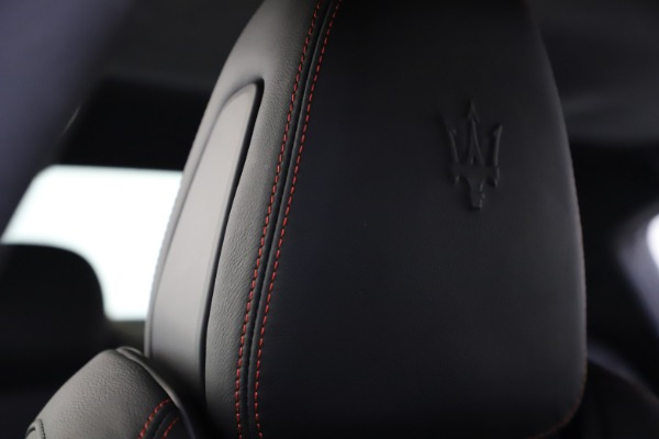 New 2020 Maserati Ghibli S Q4 GranSport for sale Sold at Bugatti of Greenwich in Greenwich CT 06830 27