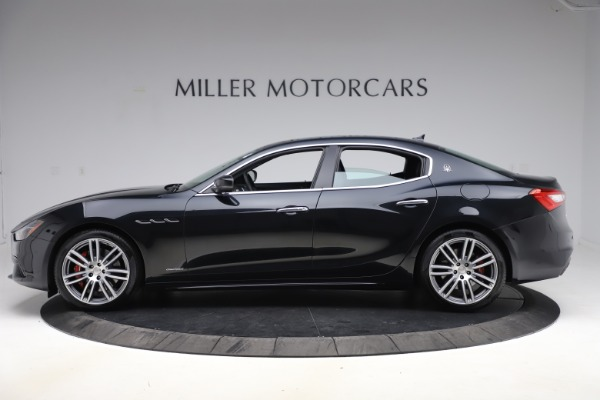 New 2020 Maserati Ghibli S Q4 GranSport for sale $70,331 at Bugatti of Greenwich in Greenwich CT 06830 3