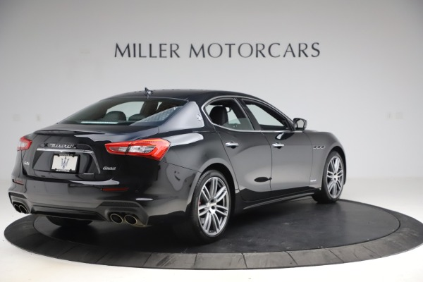 New 2020 Maserati Ghibli S Q4 GranSport for sale $70,331 at Bugatti of Greenwich in Greenwich CT 06830 7