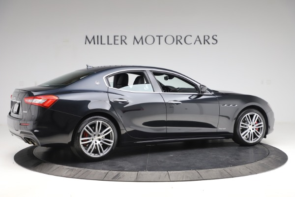 New 2020 Maserati Ghibli S Q4 GranSport for sale $70,331 at Bugatti of Greenwich in Greenwich CT 06830 8