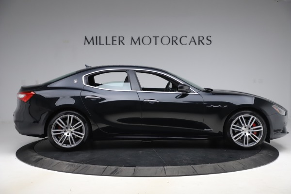 New 2020 Maserati Ghibli S Q4 GranSport for sale $70,331 at Bugatti of Greenwich in Greenwich CT 06830 9