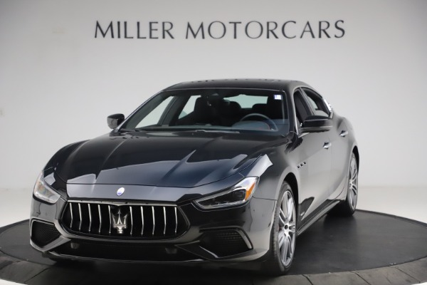 New 2020 Maserati Ghibli S Q4 GranSport for sale $70,331 at Bugatti of Greenwich in Greenwich CT 06830 1