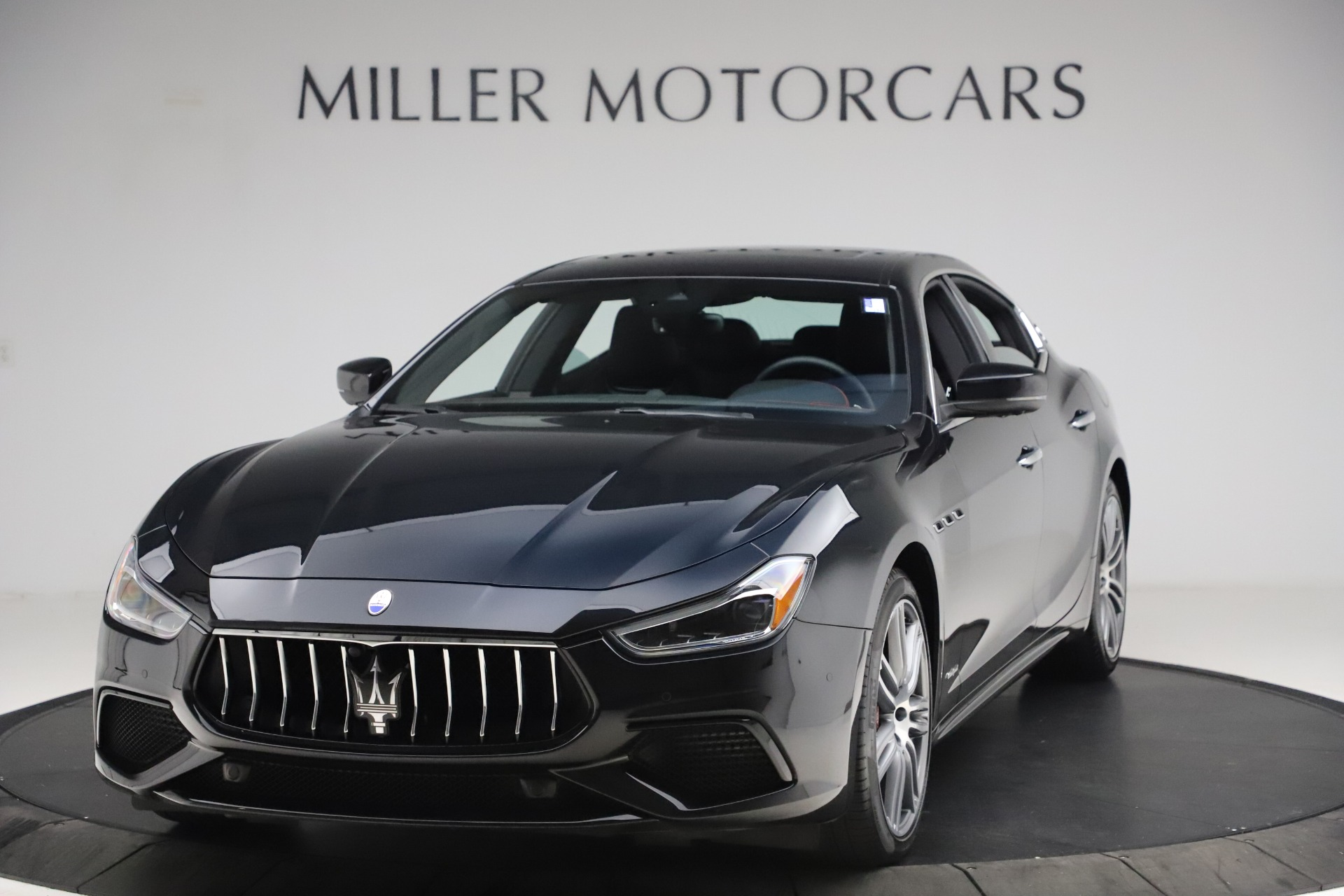 New 2020 Maserati Ghibli S Q4 GranSport for sale Sold at Bugatti of Greenwich in Greenwich CT 06830 1