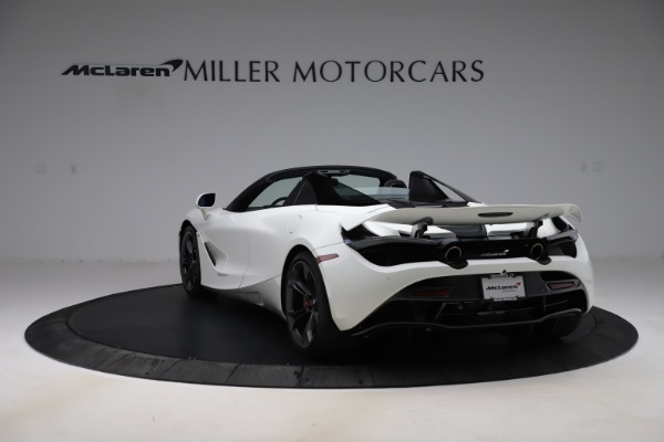 Used 2020 McLaren 720S Spider Convertible for sale Sold at Bugatti of Greenwich in Greenwich CT 06830 10