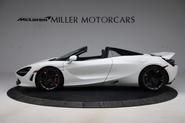 New 2020 McLaren 720S Spider Convertible for sale Sold at Bugatti of Greenwich in Greenwich CT 06830 12