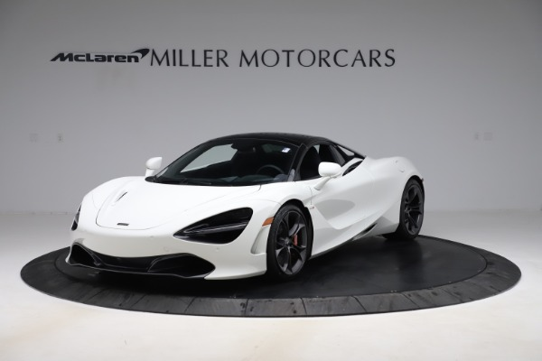 Used 2020 McLaren 720S Spider Convertible for sale Sold at Bugatti of Greenwich in Greenwich CT 06830 13