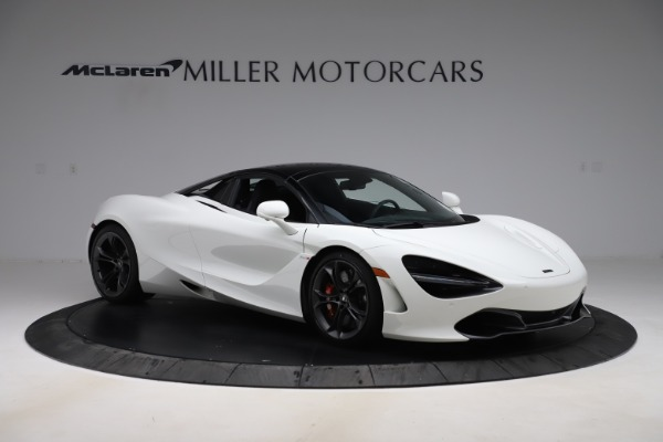 New 2020 McLaren 720S Spider Convertible for sale Sold at Bugatti of Greenwich in Greenwich CT 06830 14