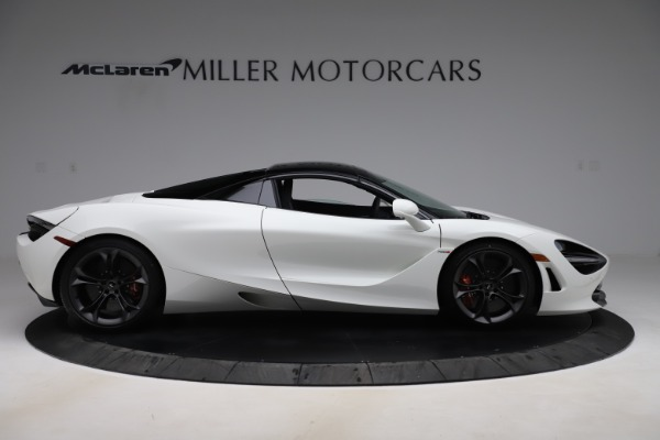 New 2020 McLaren 720S Spider Convertible for sale Sold at Bugatti of Greenwich in Greenwich CT 06830 15