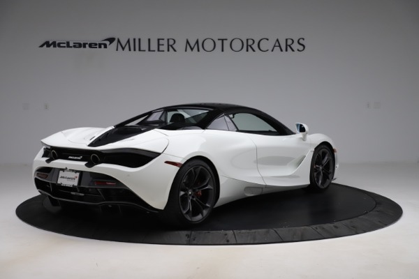 Used 2020 McLaren 720S Spider Convertible for sale Sold at Bugatti of Greenwich in Greenwich CT 06830 16